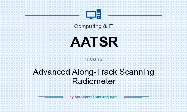 What does AATSR mean? It stands for Advanced Along-Track Scanning Radiometer