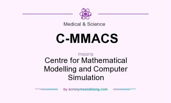 What does C-MMACS mean? It stands for Centre for Mathematical Modelling and Computer Simulation