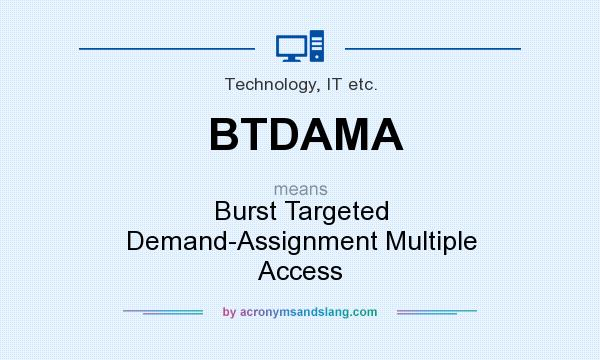 Demand Assigned Multiple Access