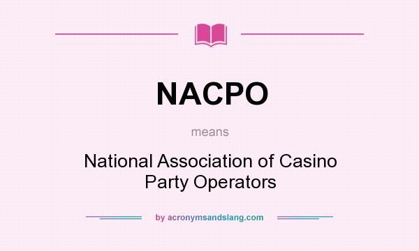 National casino association the john gambling show