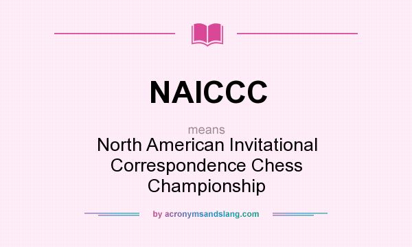 What Does Naiccc Mean Definition Of Naiccc Naiccc Stands For