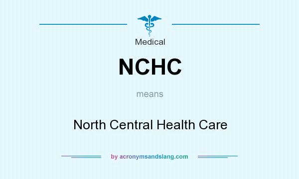 NCHC - North Central Health Care in Medical by