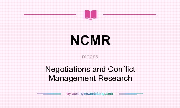 a look into conflict management in the negotiation process Unlike a general business negotiation and law suit negotiations that are not regulated by statutory provisions, a collective bargaining negotiation is mandated and governed by external laws many different statutes comes into play during the negotiation process.