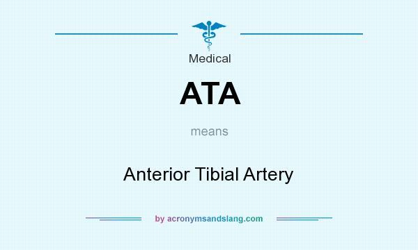 ata acronym medical