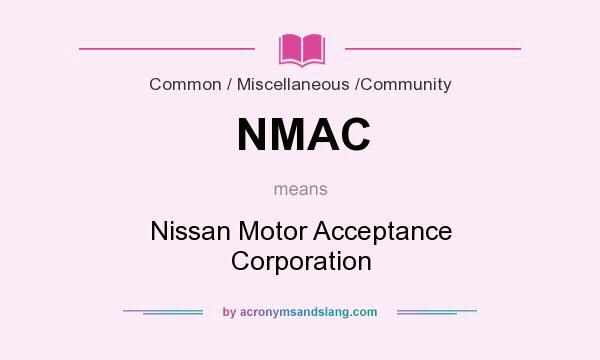 Nmac Nissan Motor Acceptance Corporation Impremedia Net