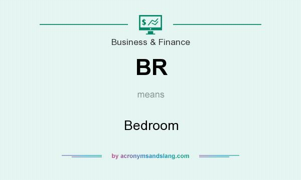 What does BR mean? It stands for Bedroom