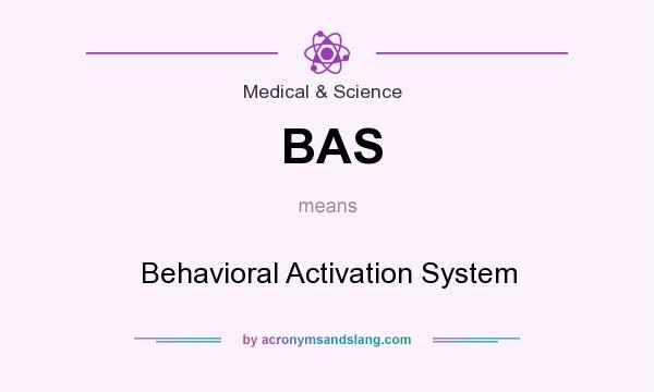 behavioral activation system