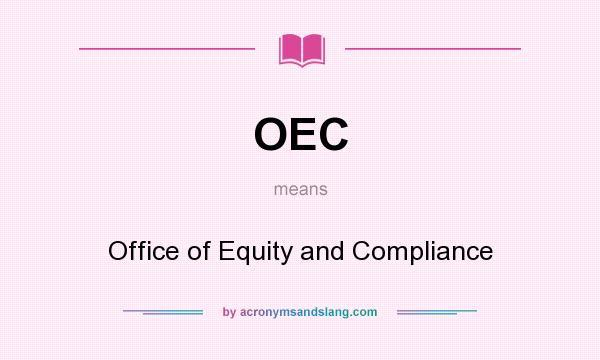 office equipment company oec case study Office equipment in addition helped the company increase the use of digital documents and reduce xerox case study.