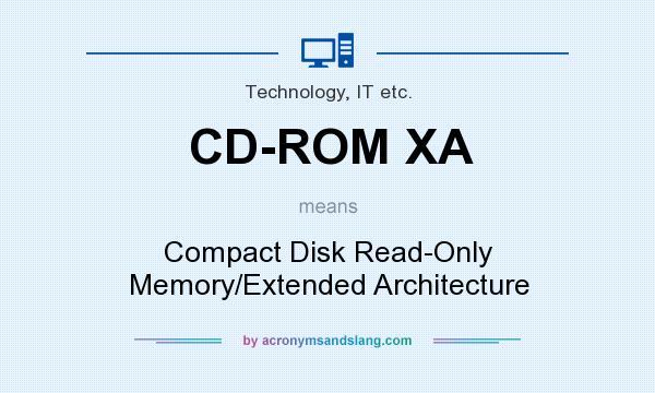 CD-ROM XA