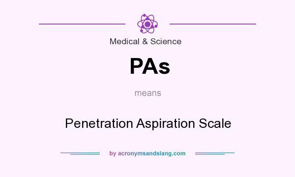 aspiration penetration scale