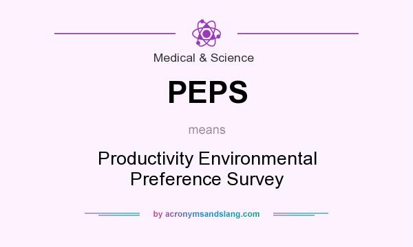 productivity environmental preference survey Learning style preferences of the cohorts: generation x using the productivity environmental preference productivity environmental preference survey.