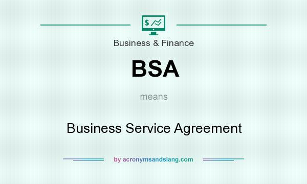 Business Service Agreement Interdepartmental Service Agreement