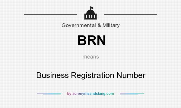 how to get a business registration number