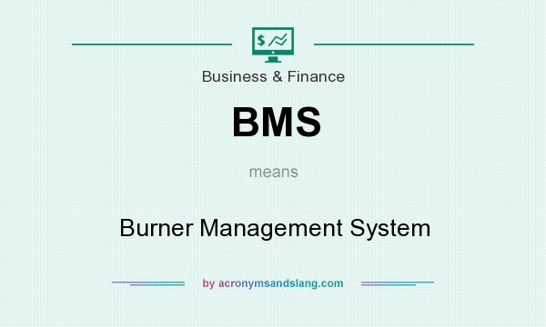 What does BMS mean? It stands for Burner Management System