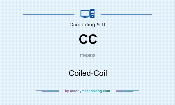 What does CC mean? It stands for Coiled-Coil