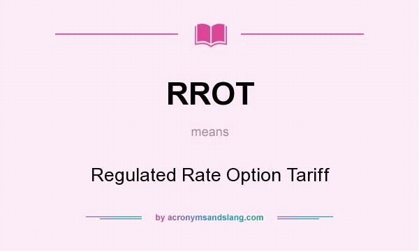an analysis of deregulation as elimination of regulated rate tariffs Interregional analysis of the impacts of of the general agreement on trade and tariffs the elimination of us dairy price supports by.