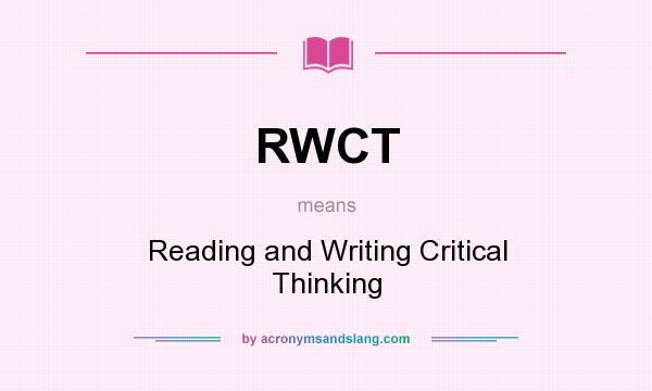 describe the relationship between critical thinking and clear writing as you understand it Critical thinking skills will help you in any profession or any circumstance of life, from science to art to business to teaching with critical thinking, you become a clearer thinker and problem solver.