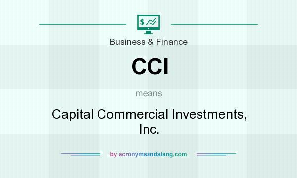 Capital commercial investments