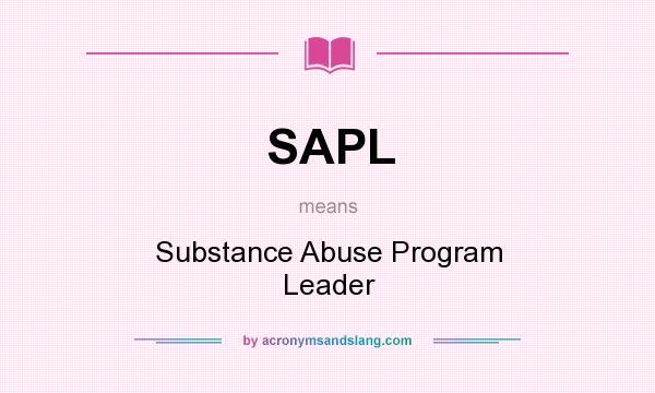 Substance abuse definition reanimators