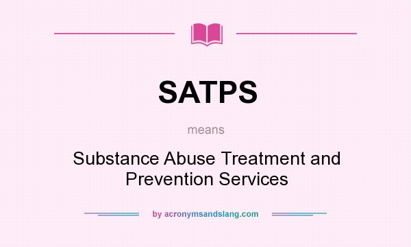What does SATPS mean? - Definition of SATPS - SATPS stands f