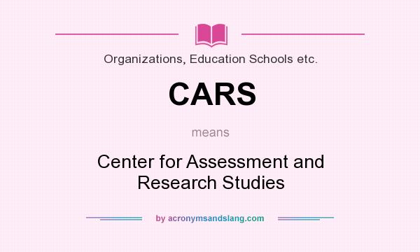 organization and research studies