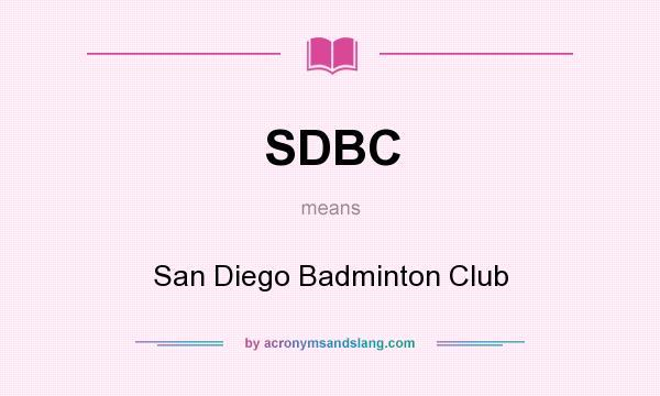 san diego badminton club