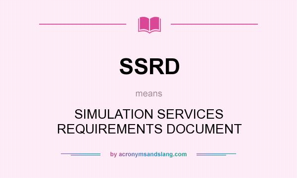 ssrd example paper General features of single-subject designs before looking at any specific single-subject research designs, it will be helpful to consider some.