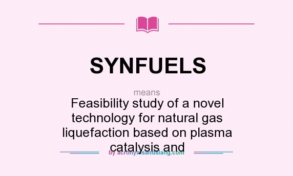 What does SYNFUELS mean? - Definition of SYNFUELS - SYNFUELS