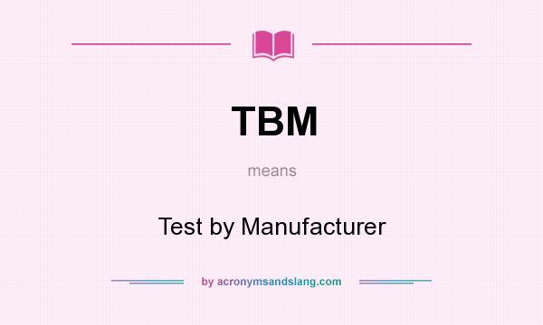 tbf test upload