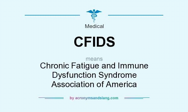chronic fatigue immune dysfunction syndrome essay Autoimmune diseases: fibromyalgia syndrome (fms) we will write a custom essay sample on it is often confused with chronic fatigue syndrome.