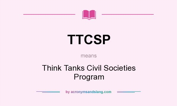 what is meant by 'civil society'