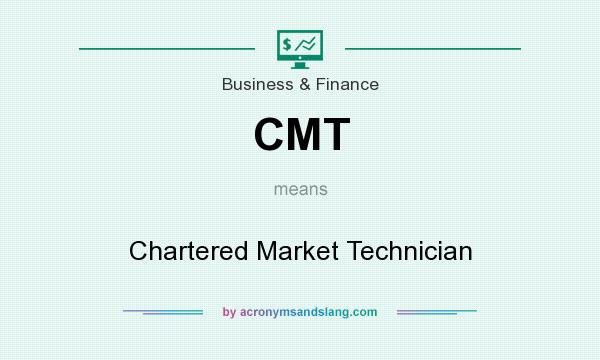 What does CMT mean? It stands for Chartered Market Technician