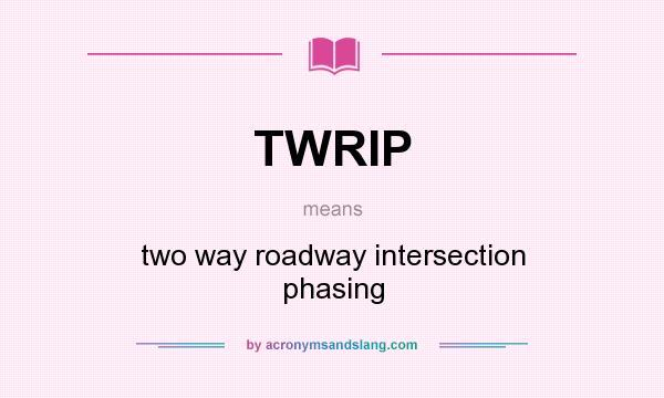 Twrip