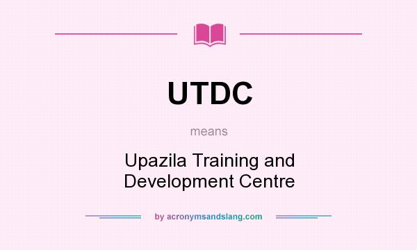 meaning training and development