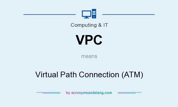What does VPC mean? It stands for Virtual Path Connection (ATM)