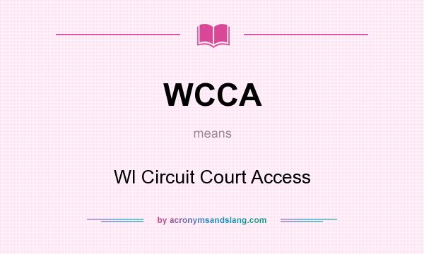 wis circuit court access