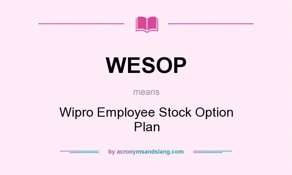 How are employee stock options priced