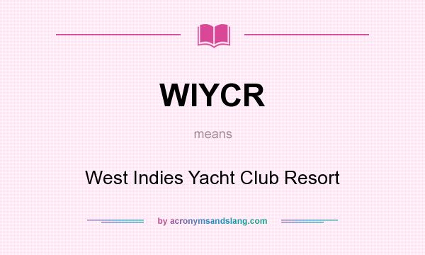 west indies yacht club resort essay Apache is an ideal location tucked in the mature jungles of the area, and is just minutes from the beaches, shops and restaurants however, with amenities on property providing ample entertainment, staying in may become your preferred choice during your stay here in st barth's.