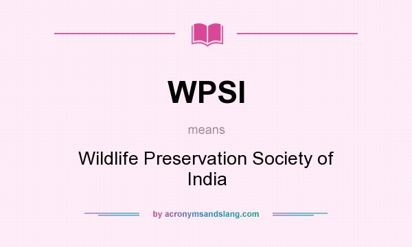 wildlife conservation and importance india