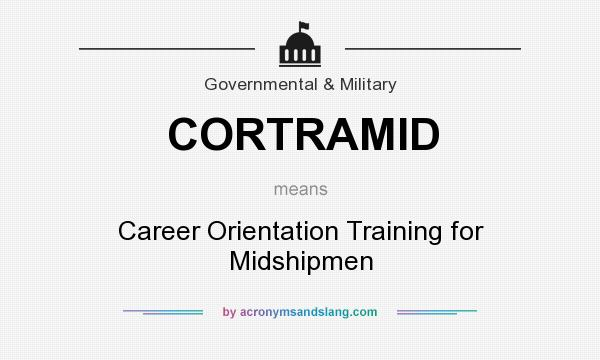 What Does CORTRAMID Mean