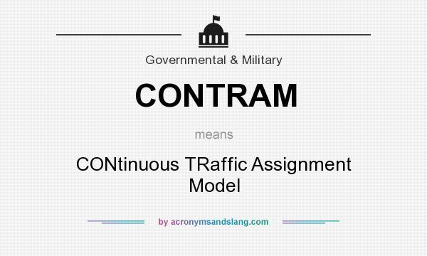 Traffic Assignment Problem