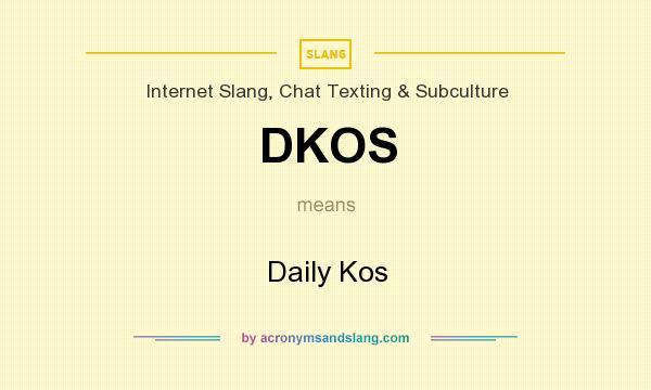 Dkos Daily Kos By Acronymsandslang Com Прямой 0, угловой 45, угловой 90. 2