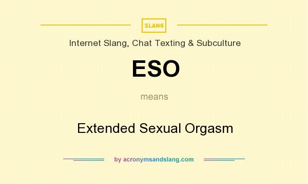 eso Extended sexual response