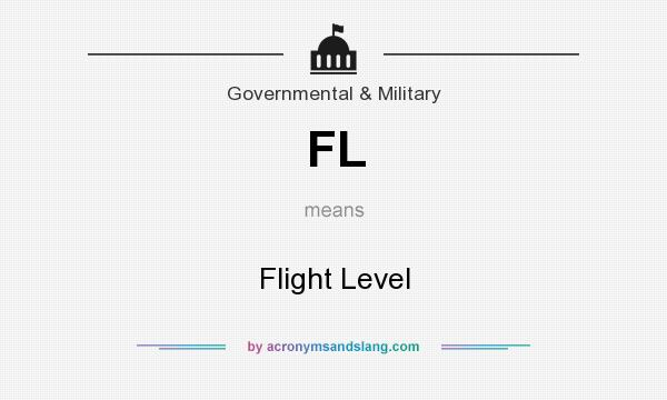 What does FL mean? It stands for Flight Level