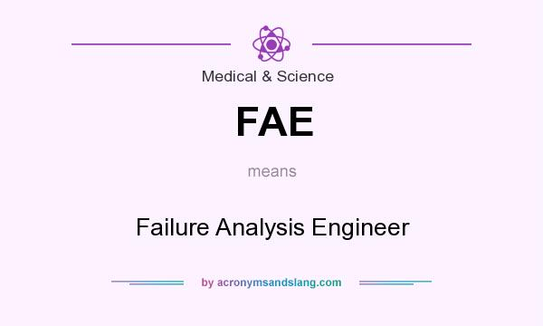 FAE - Failure Analysis Engineer in Medical & Science by ...