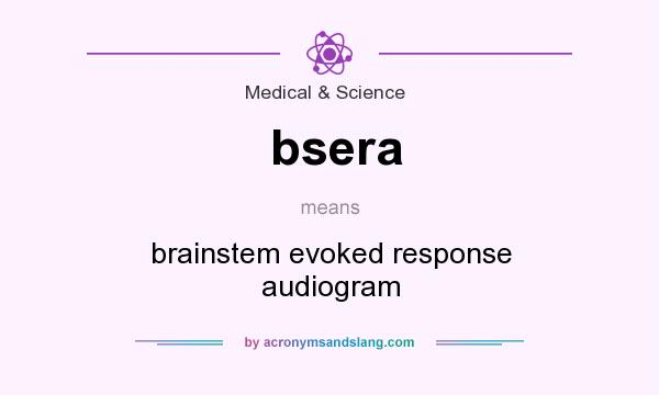 Bsera brainstem evoked response audiogram in medical for Does rsvp mean you have to reply