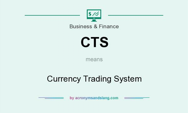 Definition of trading system
