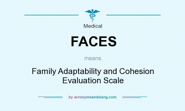 family adaptability and cohesion scale