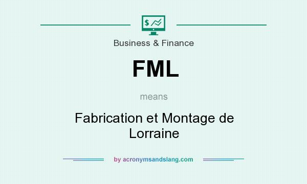 Fml fabrication et montage de lorraine in business for Montage stand