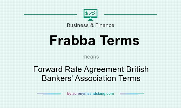 What Does Frabba Terms Mean Definition Of Frabba Terms Frabba